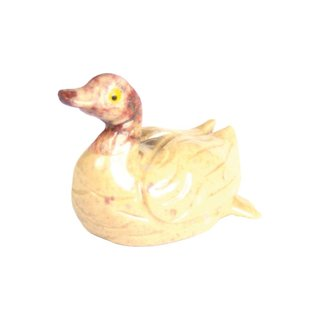 Specksteintier Ente