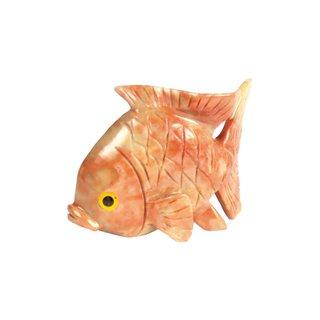 Specksteintier Fisch groß