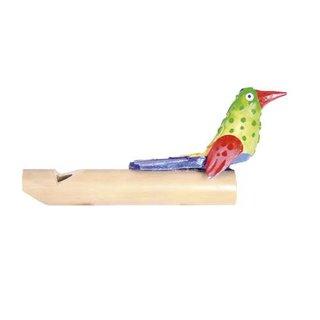 Kuckuckspfeife mit Vogel
