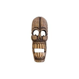 Totenkopfmaske Deko 75cm