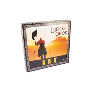 Brettspiel Ritter-Ludo (Ludo of Lords)