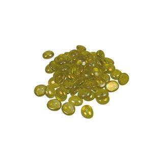 Glassteine gelb (210gr 15-20mm)