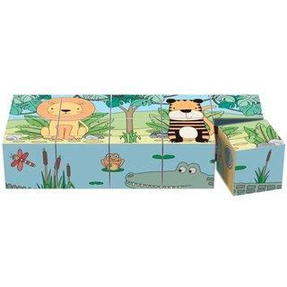 Blockpuzzle Kids Collection 10-Teilig