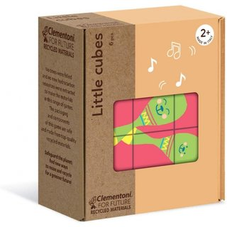 Blockpuzzle Little Cubeskinder 6-Teilig