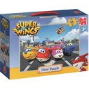 Boden Puzzle Super Wings - Super Wings 15 Stücke Von 50 X 35 Cm