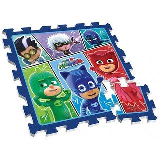 Bodenpuzzle Pj Masks Blau 9-Teilig