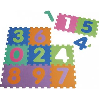 Bodenpuzzle 10-Teilig