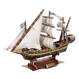 3D Puzzle Sea Segelschiff 129-Stück