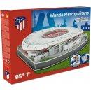 3D-Puzzle Metropolitano-Stadion 95 Teile
