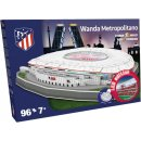 3D Puzzle Wanda Stadion Led Beleuchtung 96 Teile
