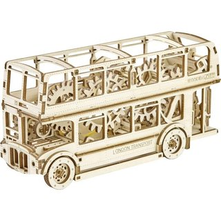 Holz 3D Puzzle London Bus 23,2 Cm