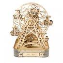 Holz 3D Puzzle Riesenrad 22 Cm