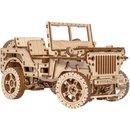 Holz 3D Puzzle Jeep 15 Cm Lang