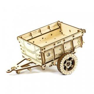 Holz 3D Puzzle Anhänger 14,4 Cm