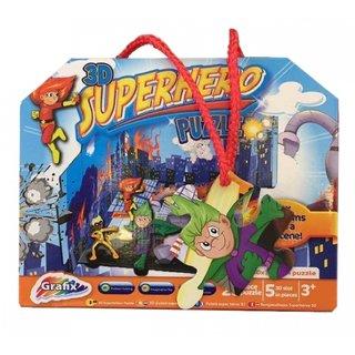 3D Puzzle Superheld 25 Teile