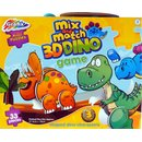 3D Puzzle Mix And Matchdino 33 Teile