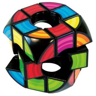 Rubiks Würfel Denken Die Leere Spiel