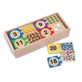 Figur Puzzle 40-Teilig