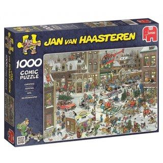 Jan Van Haasteren Weihnachten Puzzle 1000 Stück