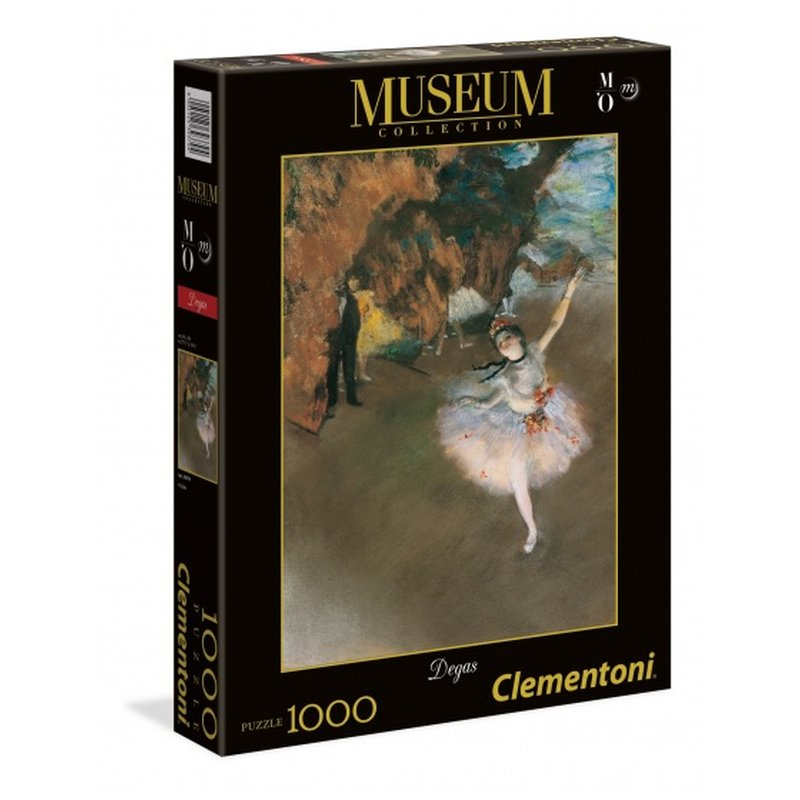 Puzzle Museum Collection - 1000 Degas Stücke