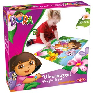 Jigsaw Dora Vloerpuzzel