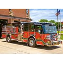 Jigsaw Fire Engine 180 Bits