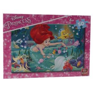 Disney Princess Ariel Puzzle 50 Stück
