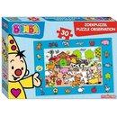 Bumba 30 Puzzleteile