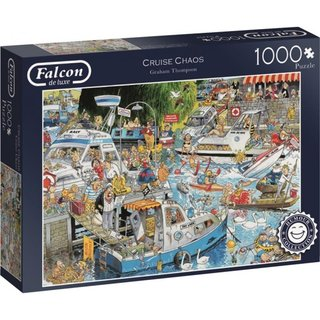 Falcon Puzzle Graham Thompson Cruise 1000 Stück