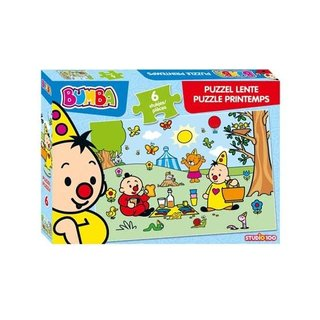 Bumba Spring 6 Teile Puzzle