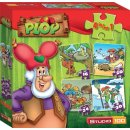 Kabouter Plop Puzzle 4 In 1