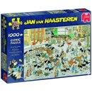 Puzzle Jan Van Haasteren The Cattle Market  1000 Teile