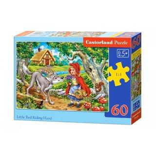 Puzzle Rotkäppchen 60 Teile
