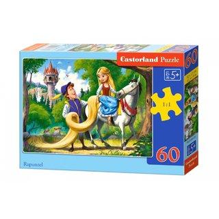 Puzzle Rapunzel 60 Teile