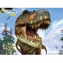 Puzzle Amazing Animals Dinosaurier 100 Stück