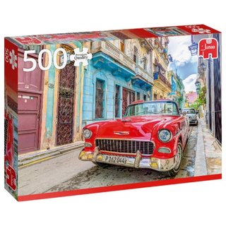 Puzzle Havana, Cuba 500 Teile