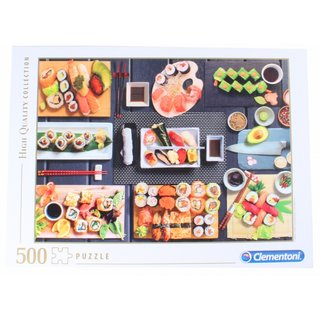 Puzzle Hq Collection- Sushi 500 Stück