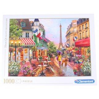 Puzzle Blumen In Paris 1000 Teile