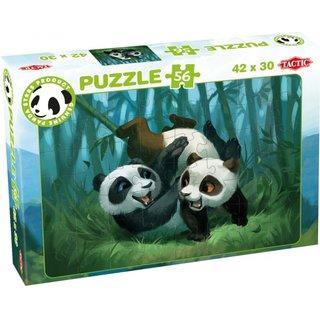 Puzzle Panda Stars Playtime 56 Teile