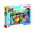 Puzzle Supercolor Puzzle Micky Maus 30 Teile