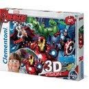 Puzzle 3D Vision Rächer 104 Stück