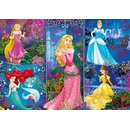 Puzzle 3D Vision Disney Prinzessin 104 Stück