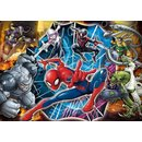 Maxi Superfarbiges Puzzle Spider-Man 104 Teile