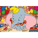 Maxi Superfarbiges Puzzle Dumbo 104 Teile