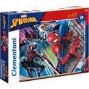 Maxi Superfarbiges Puzzle Spider-Man 24 Teile