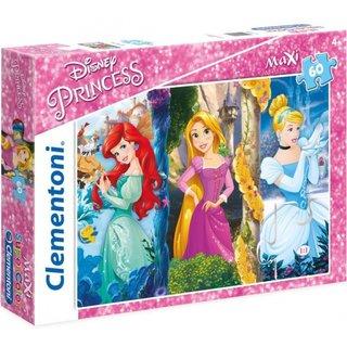 Supercolor Maxi Puzzle Prinzessin 60 Teile (26416)