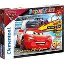 Supercolor Puzzle Autos 2 60 Stück