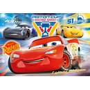 Supercolor Puzzle Autos 3 104 Teile (27072)