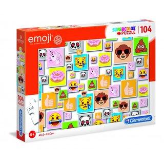 Emoji Puzzle 104 Teile