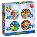 Disney Toy Story 4 Puzzle 4-In-1 20 Teile
